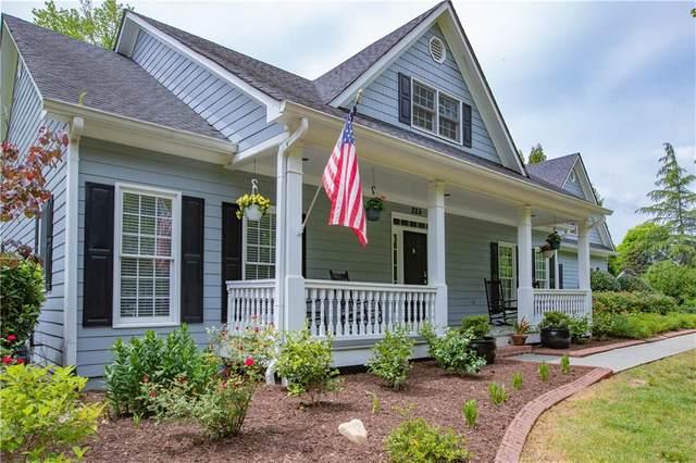 225 Little Creek Lane, Canton, GA 30115 (MLS #6872252) :: Path & Post Real Estate