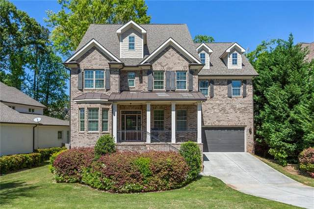 15 Long Island Place, Sandy Springs, GA 30328 (MLS #6872277) :: North Atlanta Home Team