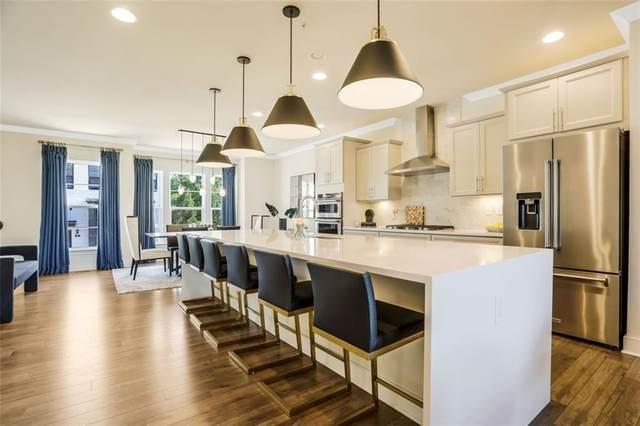 822 Stone Ridge Lane, Atlanta, GA 30324 (MLS #6872290) :: Kennesaw Life Real Estate