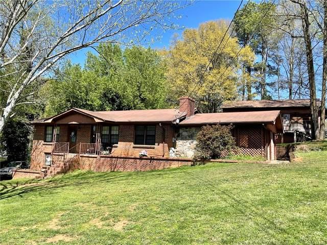 3900 Dews Pond Road SE, Calhoun, GA 30701 (MLS #6872293) :: North Atlanta Home Team