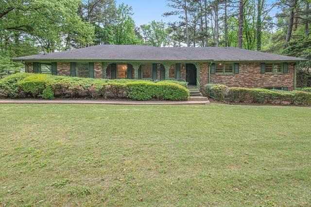 4365 Briarcliff Road NE, Atlanta, GA 30345 (MLS #6872300) :: RE/MAX Prestige