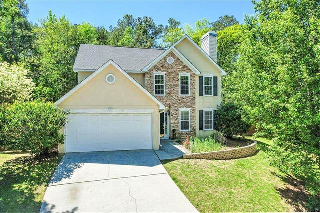1030 Soaring Drive, Marietta, GA 30062 (MLS #6872302) :: North Atlanta Home Team