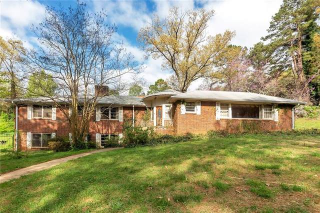 896 Woodmere Drive NW, Atlanta, GA 30318 (MLS #6872308) :: The Gurley Team