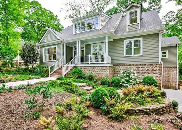 510 Adams Street, Decatur, GA 30030 (MLS #6872326) :: Path & Post Real Estate