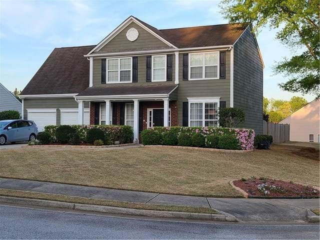 5502 Somer Ridge Court, Douglasville, GA 30134 (MLS #6872331) :: North Atlanta Home Team