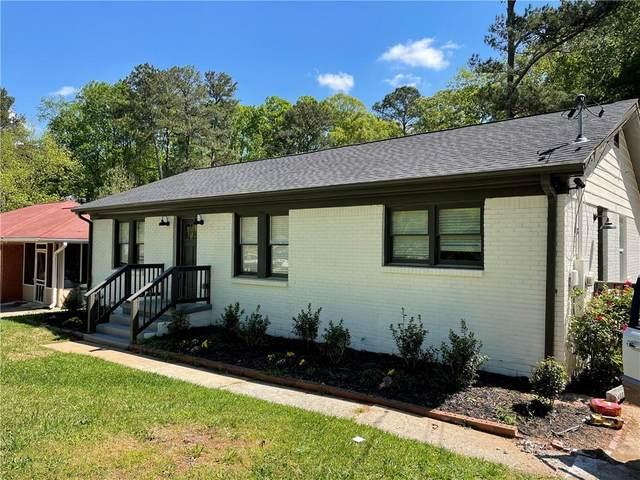 2496 Plantation Drive, East Point, GA 30344 (MLS #6872333) :: Path & Post Real Estate