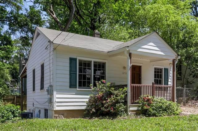 1253 Lyle NW, Atlanta, GA 30318 (MLS #6872376) :: The Gurley Team