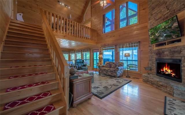 810 Mountain High Drive, Mineral Bluff, GA 30559 (MLS #6872395) :: RE/MAX Paramount Properties