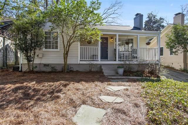165 Lindbergh Drive NE, Atlanta, GA 30305 (MLS #6872403) :: North Atlanta Home Team