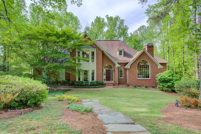 5420 New Wellington Close, Sandy Springs, GA 30327 (MLS #6872412) :: North Atlanta Home Team