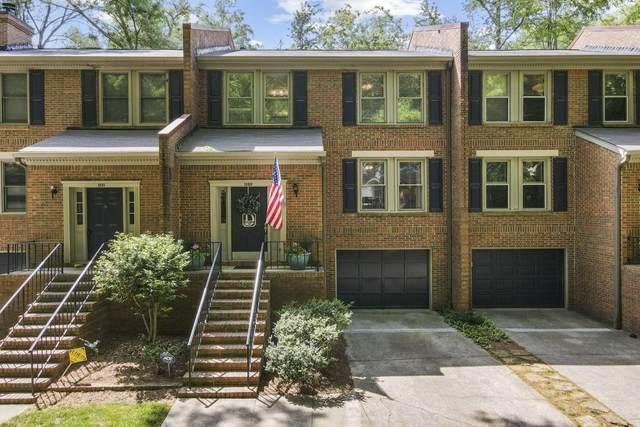 1109 Morningside Place NE #1109, Atlanta, GA 30306 (MLS #6872415) :: North Atlanta Home Team