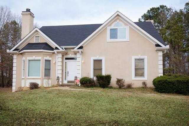 2690 Old Covington Road NE, Conyers, GA 30013 (MLS #6872440) :: The Gurley Team