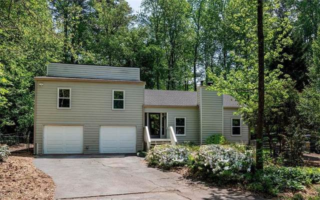 2869 Alberta Drive, Marietta, GA 30062 (MLS #6872491) :: The Gurley Team