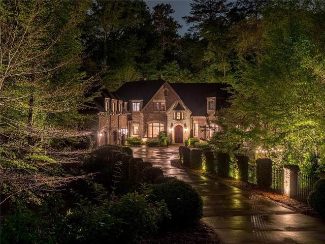 4190 Harris Trail NW, Atlanta, GA 30327 (MLS #6872496) :: North Atlanta Home Team