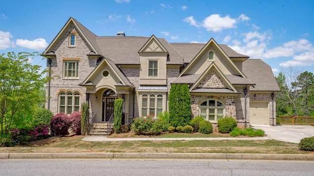8550 Spyglass Drive, Duluth, GA 30097 (MLS #6872500) :: Good Living Real Estate