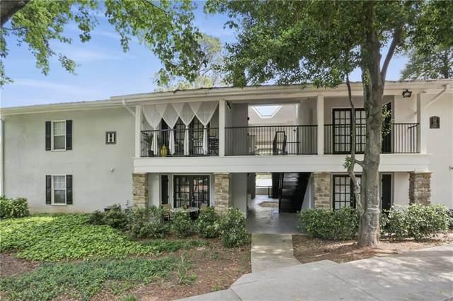 1150 Collier Road NW H17, Atlanta, GA 30318 (MLS #6872511) :: RE/MAX Paramount Properties