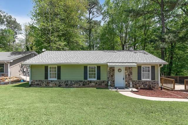 834 Cainbridge Drive, Lawrenceville, GA 30044 (MLS #6872521) :: North Atlanta Home Team