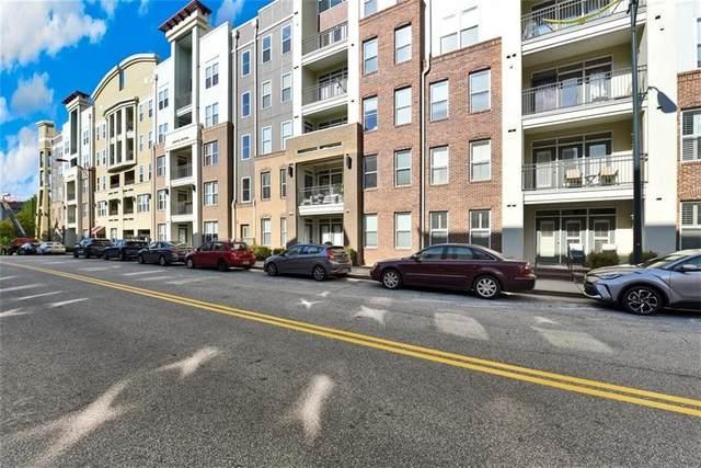 390 17th Street NW #5063, Atlanta, GA 30363 (MLS #6872528) :: Good Living Real Estate