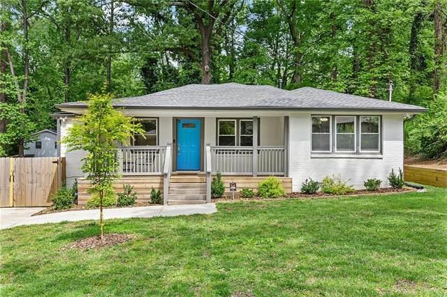 2362 Marion Circle, Decatur, GA 30032 (MLS #6872532) :: Good Living Real Estate