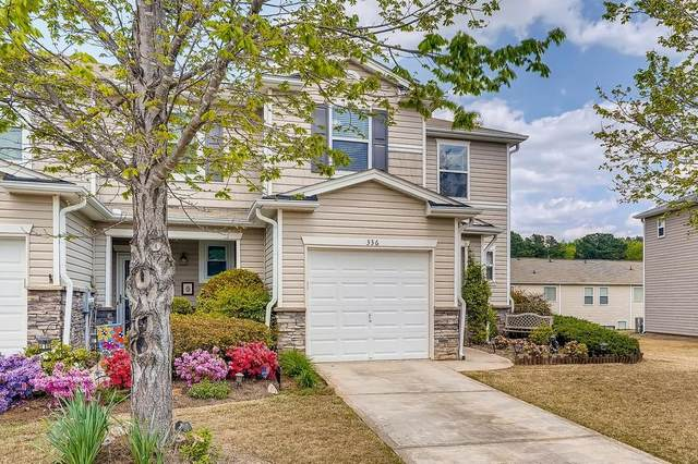 336 Oak Leaf Place, Acworth, GA 30102 (MLS #6872550) :: Lucido Global