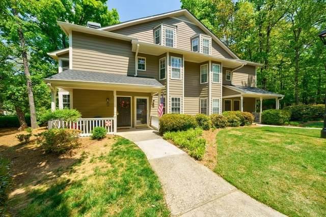 2166 N Forest Trail #2166, Dunwoody, GA 30338 (MLS #6872554) :: North Atlanta Home Team