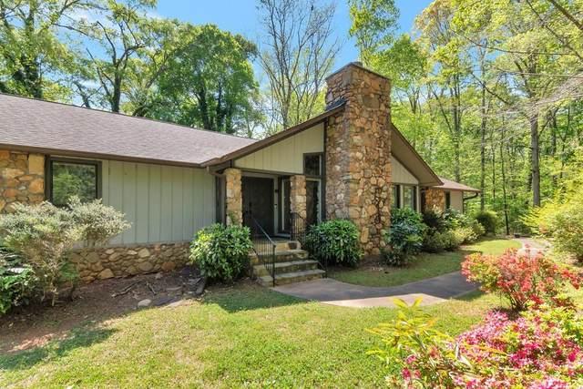 1451 Lilburn Stone Mountain Road, Stone Mountain, GA 30087 (MLS #6872567) :: North Atlanta Home Team