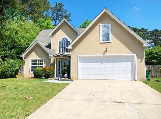 5626 Mayfair Crossing Drive, Lithonia, GA 30038 (MLS #6872573) :: North Atlanta Home Team