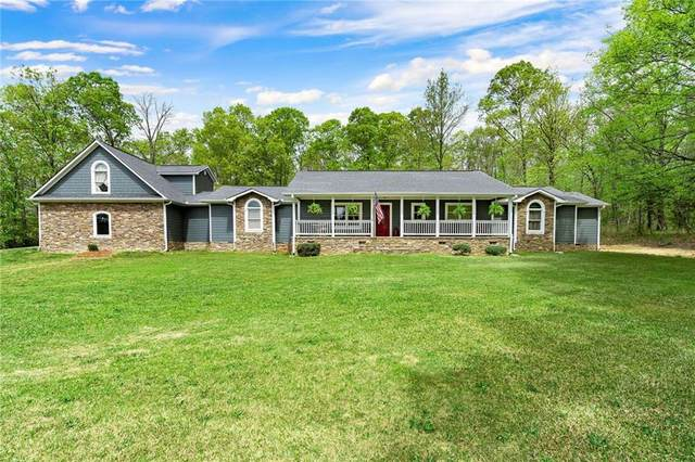 94 Smith Road SW, Taylorsville, GA 30178 (MLS #6872578) :: The Hinsons - Mike Hinson & Harriet Hinson