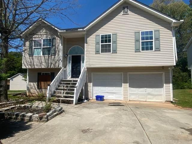 9128 Jefferson Village Drive SW, Covington, GA 30014 (MLS #6872579) :: The Justin Landis Group
