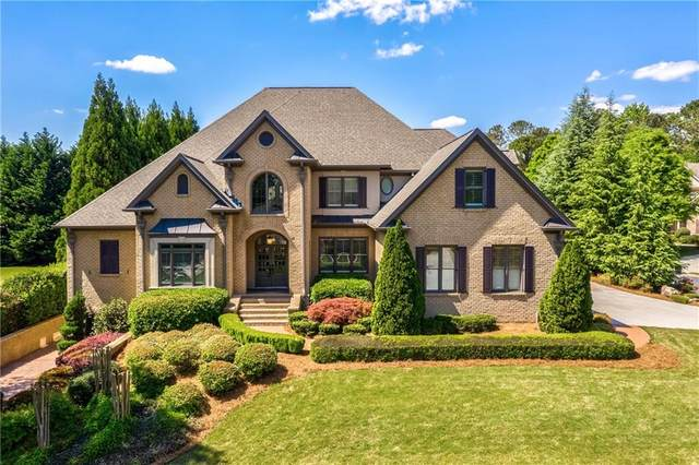 1031 Cranbrook Glen Lane, Snellville, GA 30078 (MLS #6872585) :: North Atlanta Home Team