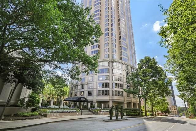 3475 Oak Valley Road NE #260, Atlanta, GA 30326 (MLS #6872588) :: Good Living Real Estate