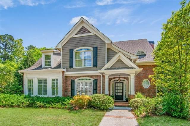 810 Allen Lake Lane, Suwanee, GA 30024 (MLS #6872590) :: North Atlanta Home Team