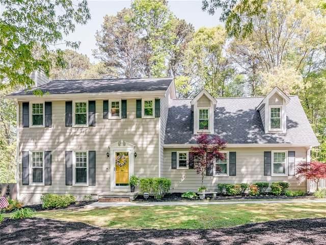 1336 Raintree Drive, Snellville, GA 30078 (MLS #6872597) :: North Atlanta Home Team