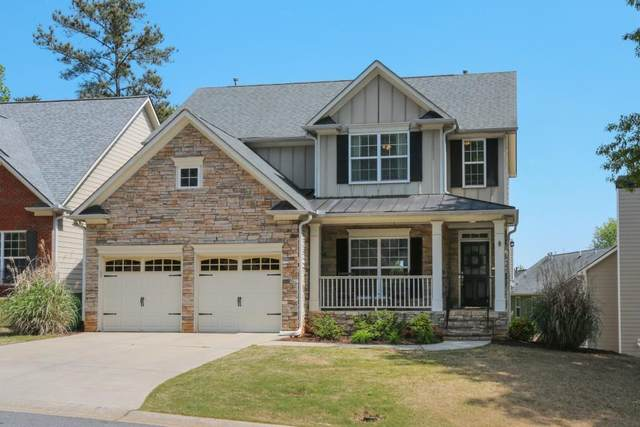 610 Hidden Close, Woodstock, GA 30188 (MLS #6872617) :: North Atlanta Home Team