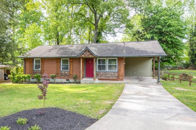 821 Johnson Road, Jonesboro, GA 30236 (MLS #6872624) :: Good Living Real Estate