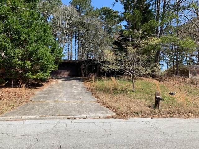 1288 Country Lane Drive NE, Conyers, GA 30012 (MLS #6872628) :: The Gurley Team