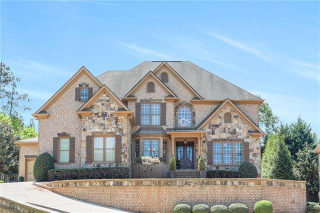4267 Springmill Drive, Marietta, GA 30062 (MLS #6872645) :: North Atlanta Home Team
