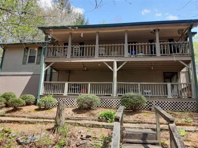 959 Lower Tails Creek Road, Ellijay, GA 30540 (MLS #6872671) :: RE/MAX Paramount Properties