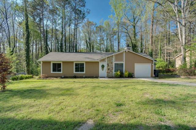 2893 Franklin Road, Lawrenceville, GA 30044 (MLS #6872707) :: North Atlanta Home Team
