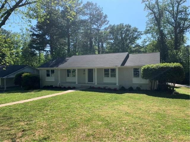 291 Evelyn Street NW, Marietta, GA 30064 (MLS #6872727) :: North Atlanta Home Team