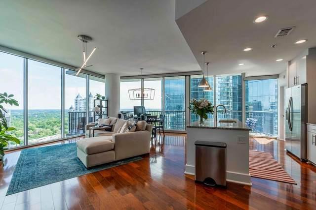 1080 Peachtree Street NE #2603, Atlanta, GA 30309 (MLS #6872740) :: Good Living Real Estate
