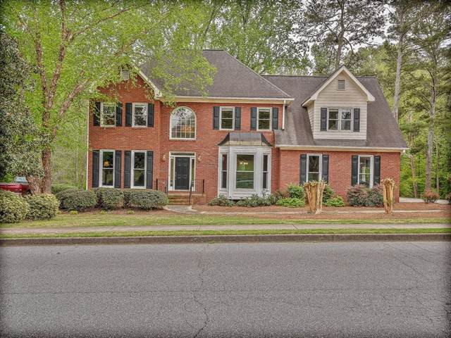 1695 Pinetree Pass Lane SW, Lilburn, GA 30047 (MLS #6872760) :: The Cowan Connection Team