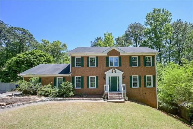 934 Casteel Court NW, Lilburn, GA 30047 (MLS #6872780) :: North Atlanta Home Team