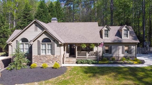 116 Evergreen Drive, Dawsonville, GA 30534 (MLS #6872797) :: RE/MAX Paramount Properties