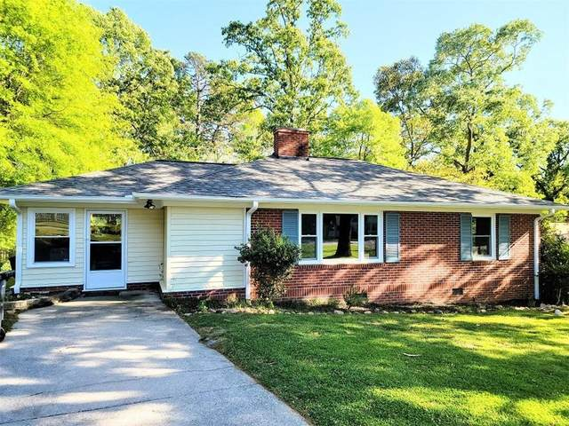 255 Mountain View Drive, Gainesville, GA 30501 (MLS #6872798) :: The Gurley Team