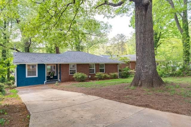 1699 Shirley Street SW, Atlanta, GA 30310 (MLS #6872807) :: North Atlanta Home Team