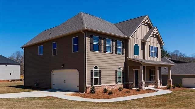 345 Darien Drive, Senoia, GA 30276 (MLS #6872817) :: Good Living Real Estate