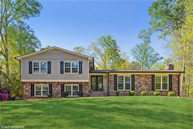 490 Woodgate Drive, Marietta, GA 30066 (MLS #6872846) :: North Atlanta Home Team