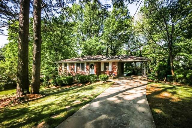 851 Brownwood Avenue SE, Atlanta, GA 30316 (MLS #6872858) :: Good Living Real Estate