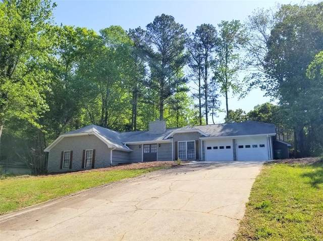 1986 Scarbrough Drive, Stone Mountain, GA 30088 (MLS #6872861) :: North Atlanta Home Team
